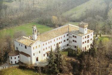 Convento dei Padri Passionisti San Zenone Degli Ezzelini Veduta Aerea