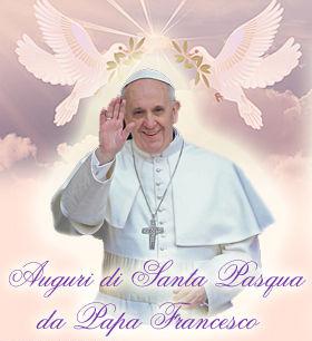 Papa Francesco Buona Pasqua
