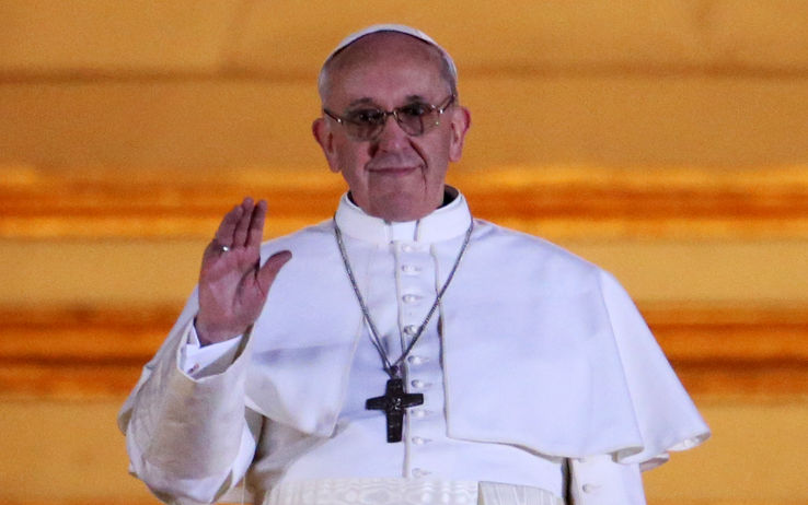 Papa Francesco Primo