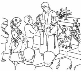 Prima Comunione Parrocchia Di San Zenone Degli Ezzelini